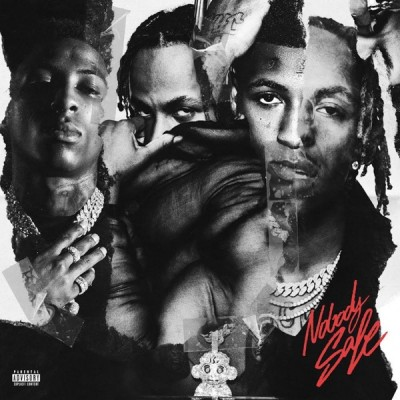 Rich The Kid & YoungBoy Never Broke Again - Nobody Safe (2020) - Album Download, Itunes Cover, Official Cover, Album CD Cover Art, Tracklist, 320KBPS, Zip album