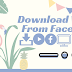 Download Video From Facebook Mac