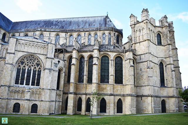 Catedral de Canterbury, Reino Unido