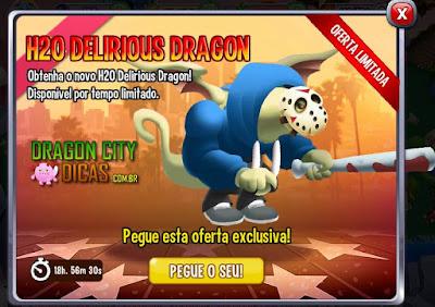 Dragão H2O Delirious