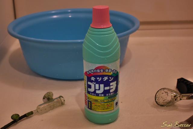 リリィパイプ掃除