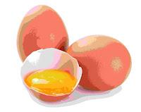 kuliner merebus telur unik