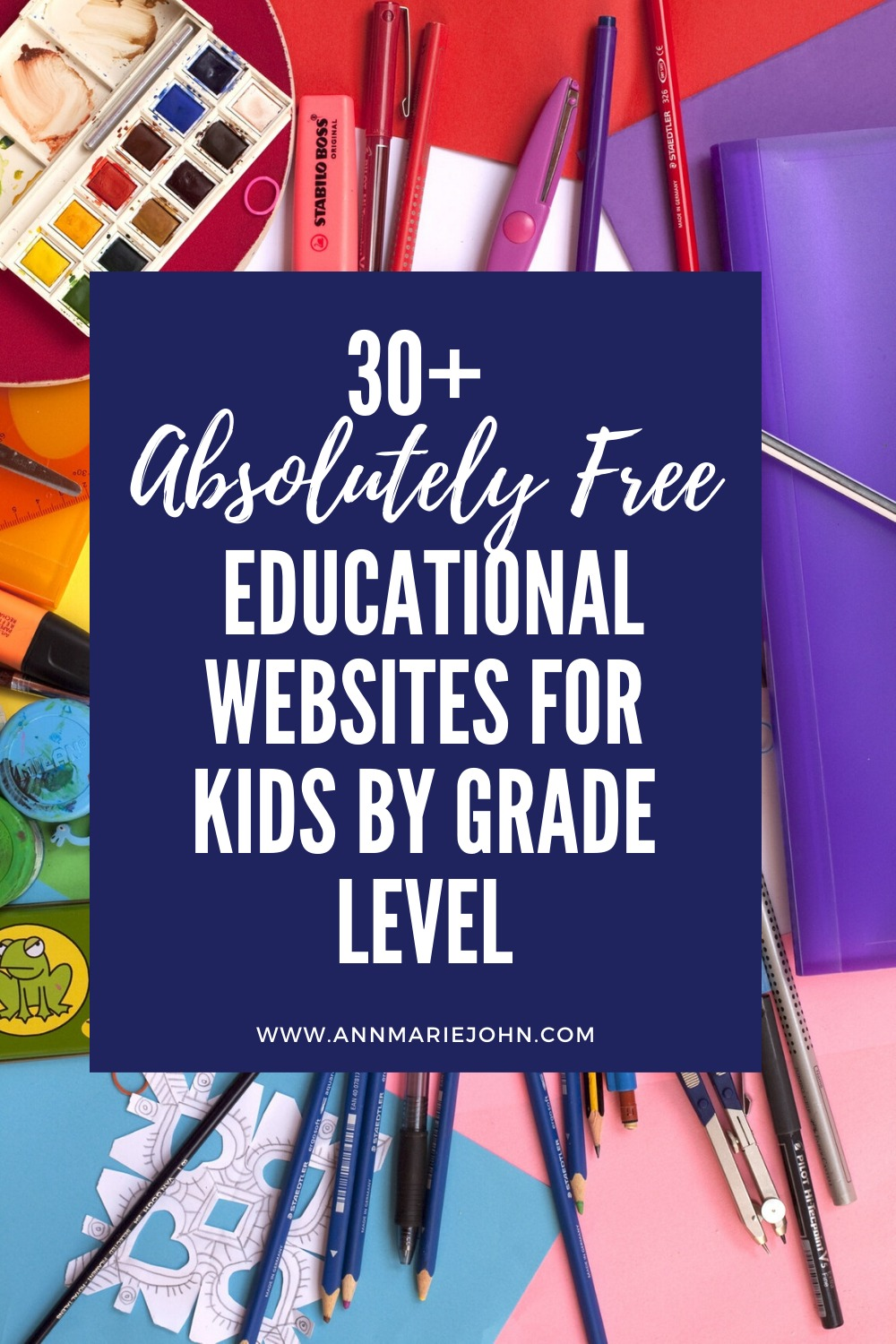 medium resolution of 30+ Totally Free Educational Websites for Kids by Grade Level - AnnMarie  John