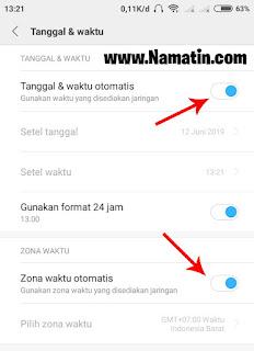 Cara Setting Tanggal Whatsapp di Android