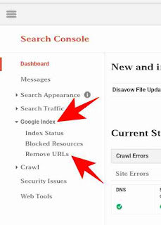 Search engine se link remove kaise kare 2