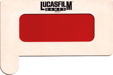 Maniac Mansion Gafas Lucasfilm