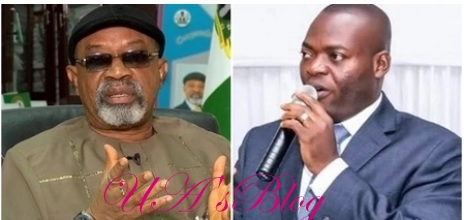 Chris Ngige plotting to hijack Anambra APC - Tony Nwoye alleges