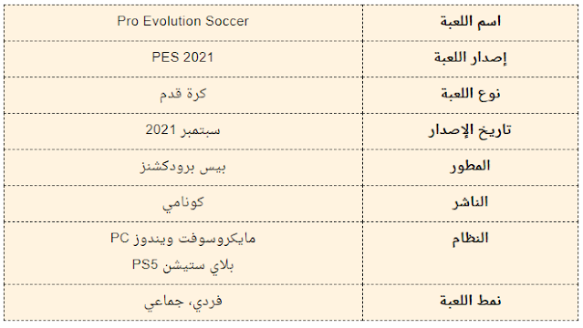 pes 21, pes 21 ps3, pes 21 psp, pes 21 ps5, pes 21 ppsspp, pes 21 pc, pes 21 mobile, pes 21 ps2, pes 21 ps4, pes 21 lite, موعد نزول pes 21, pes 21 موبايل, pes 21 مراجعة, pes 21 ماستر ليج, pes 21 مهنة مدرب, pes 21 مهارات, pes 21 ماي كلوب, مراجعة pes 21, pes 21 لايت, تحميل لعبة pes 21 psp, لعبة pes 21, pes 21 كن اسطورة, pes 21 شرح, pes 21 سيد, سيد pes 21, pes 21 دوري ابطال اسيا, pes 21 تعليق عربي, pes 21 تجربه, pes 21 تفتيح بكجات, تحميل pes 21 psp, تحميل pes 21 ppsspp, pes 21 psp تعليق عربي, تسريبات pes 21, تجربة pes 21, pes 21 الدوري المصري, pes 21 اوبشن فايل, pes 21 اكوام, pes 21 اخبار, اعلان pes 21, pes 21 1, pes 21 1050 ti, pes 21 1gb ram, pes 21 11v11, pes 21 1gb ram gameplay, pes 21 19 october, pes 21 16 november, pes 21 1650, pes 21 ligue 1, pes 21 liga 1, pes 21 22 oct, pes 21 2gb ram pc, pes 21 2 amf manager, pes 21 22 october, pes 21 200mb, pes 21 2sander7, pes 21 2 amf formation, pes 21 200mb ppsspp, pes 2-21, pes 21 play 2, pes 21 3 cf manager, pes 21 300mb, pes 21 3 amf, pes 21 350 million, pes 21 3 december, pes 21 3.0, pes 21 3 amf manager, pes 21 350 million goals, pes 21 play 3, pes 3 сезон 21 серия, pes 21 4gb ram, pes 21 4k, fifa 21 ps4, pes 21 play 4, pes 21 5.0.1, pes 21 5.1.0, pes 21 5.0.1 patch, pes 21 5.1.0 patch, pes 21 5 nov, pes 21 5.0.0 patch, pes 21 5 november, pes 21 500mb, playstation 5 pes 21, pes 5 fifa 21, pes 21 60fps, pes 21 6.72, pes6 patch 21, pes 6 patch 2020/21, pes 6 21, pes 6 mod 21, pes 21 7 december, pes 21 7 dec, pes 21 720p, pes 21 700mb, pes 21 750 ti, pes 21 ppsspp 700mb, pes 21 8k, pes 21 ppsspp 800mb, pes 21 940mx, pes 21 9al, pes 21 920m, pes 21 9th november, pes 21 9 nov, pes 21 ppsspp 900mb