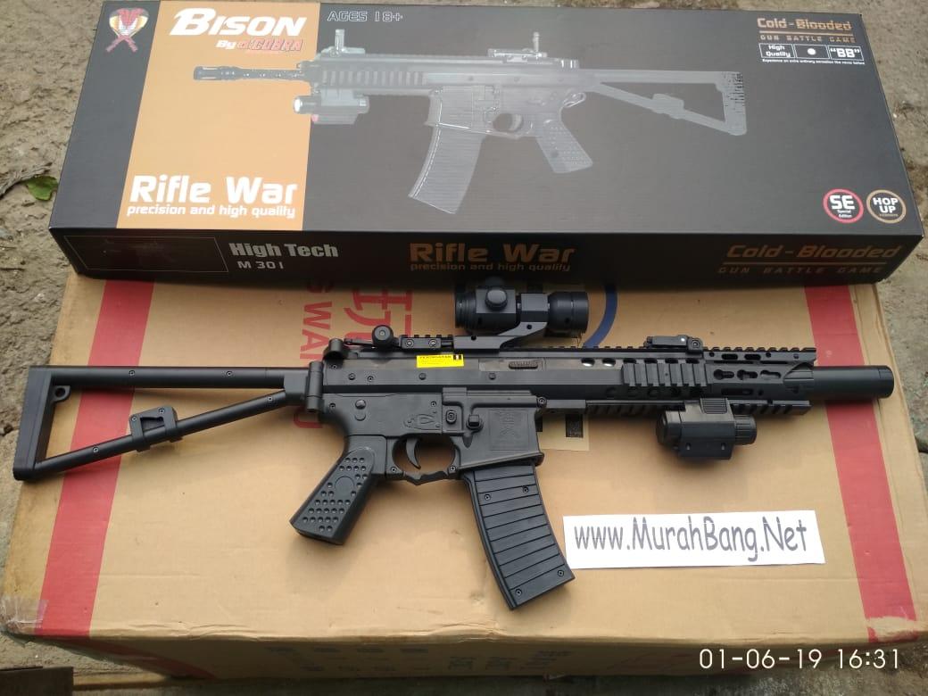 Jual Airsoft Gun Kac Pdw Bison Dcobra Gen 2
