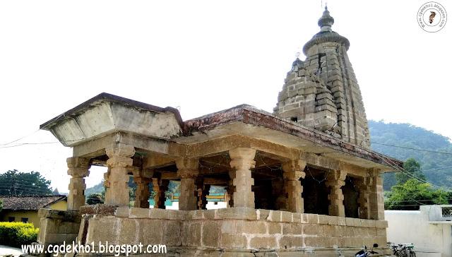Narayan Temple Bhimkho  Khallari