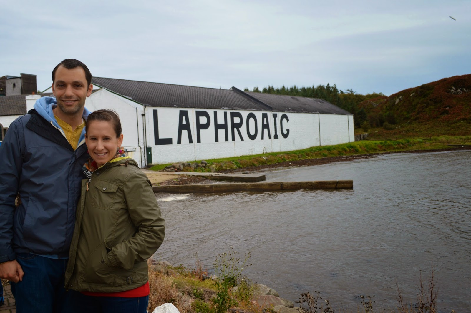 Laphroaig, Isle of Islay, Scotland