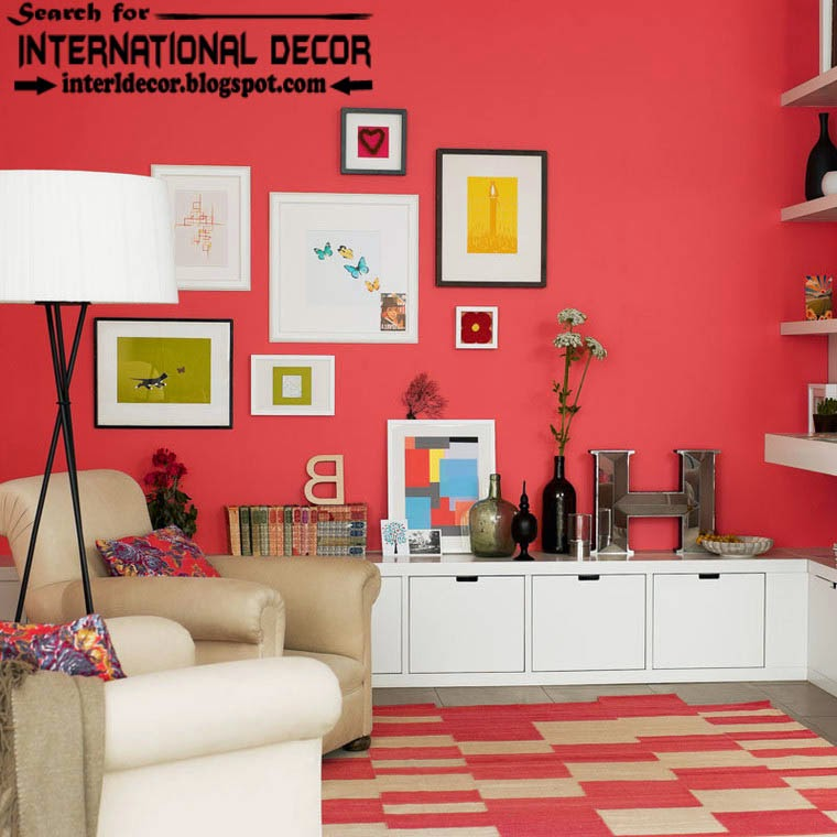 Interior Paint Color Combinations: How To Choose Best Color Combinations And Color Schemes