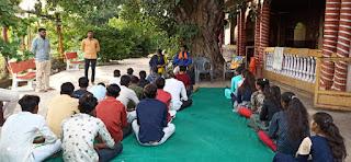 रानी लक्ष्मीबाई की जयंती मनाई