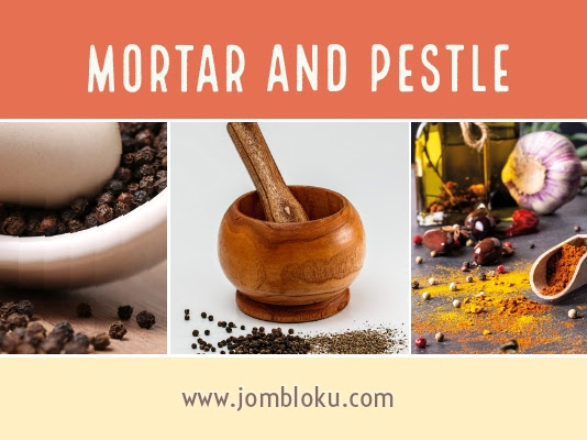 5 Things to Know About Mortar and Pestle