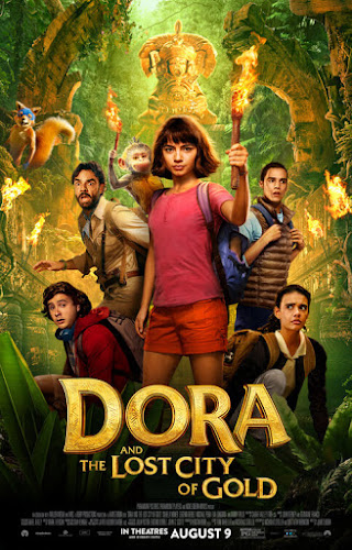 Dora and the Lost City of Gold (BRRip 1080p Dual Latino / Ingles)