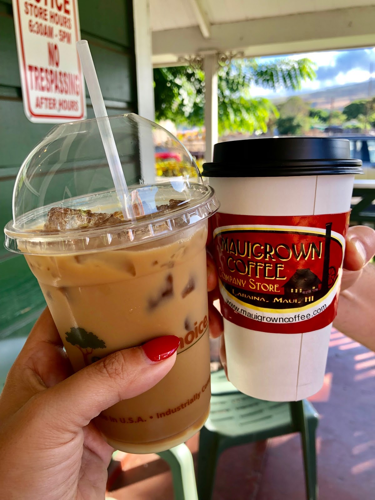 MauiGrown Coffee Lahaina Review
