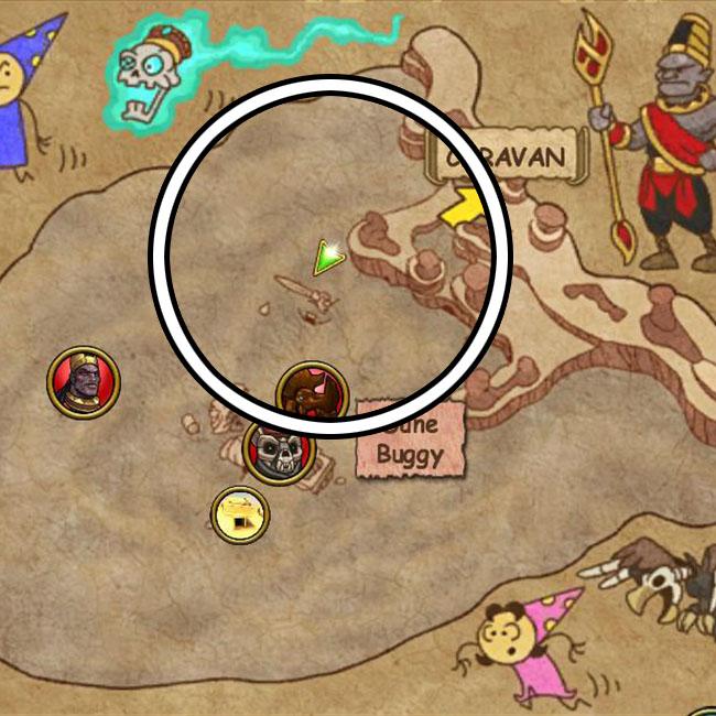 Mirage Zeke Quest Guide: Oases | Wizard101