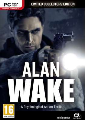 Alan Wake Collectors Edition PC [Full] Español [MEGA]