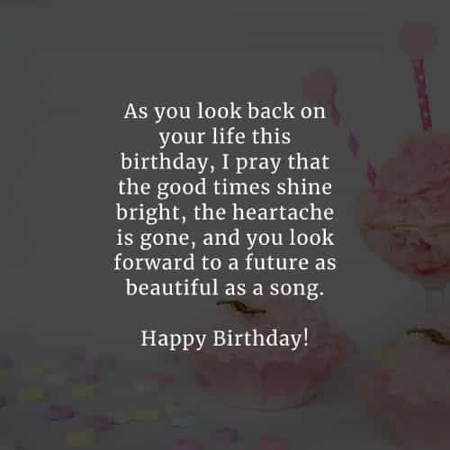 Happy birthday messages and Happy birthday wishes