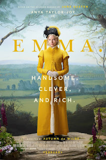 Emma. 2020 English Download 720p HDCAM