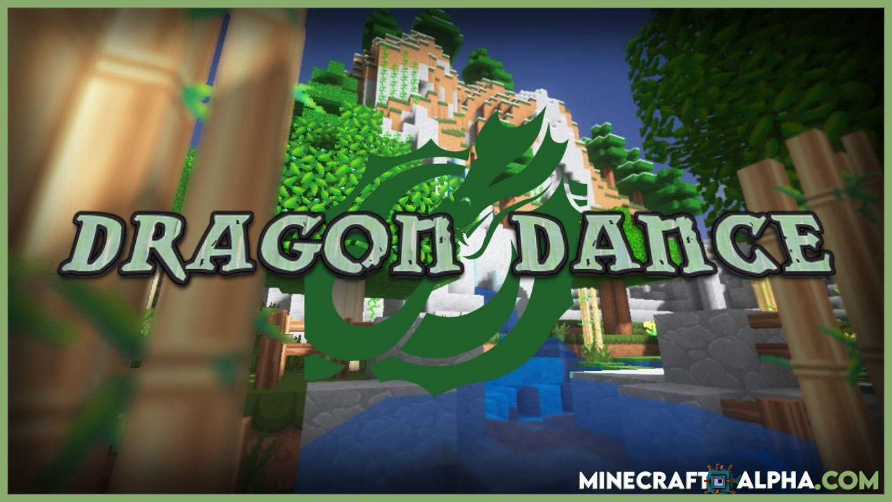 Dragon Dance Texture Pack 1.17.1 (Chill RPG Resource Pack For Minecraft)
