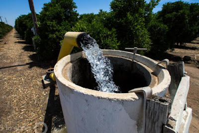 كشف المياه الجوفية في مصر