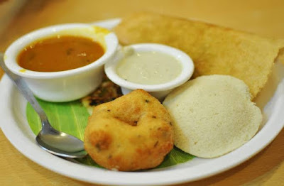 south indian vegetarian weight loss diet plan