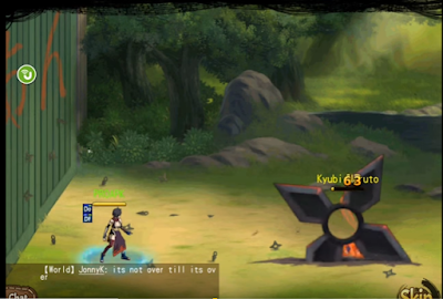 Game Naruto Unlimited Ninja