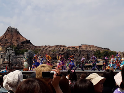 DisneySea Japan Tokyo Theme Park