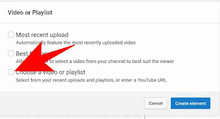 Youtube video me end screen & annotations use kaise kare 7