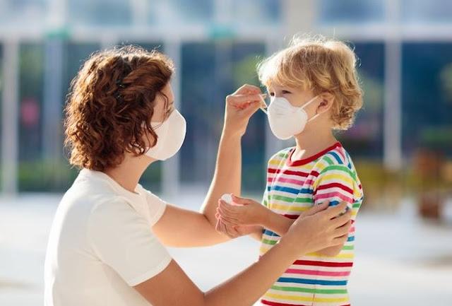 Cara Mengasuh Anak Saat Pandemi Coronavirus