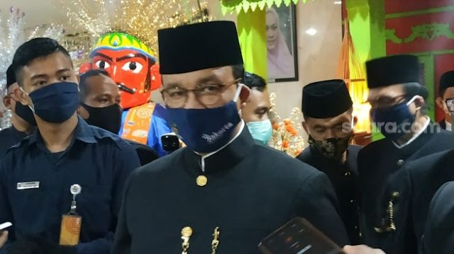 Hari Ini Anies Akan Umumkan Perpanjangan PSBB Transisi DKI Jakarta