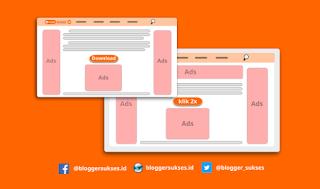 Template Safelink Blogger