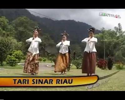 Tari Sinar Riau