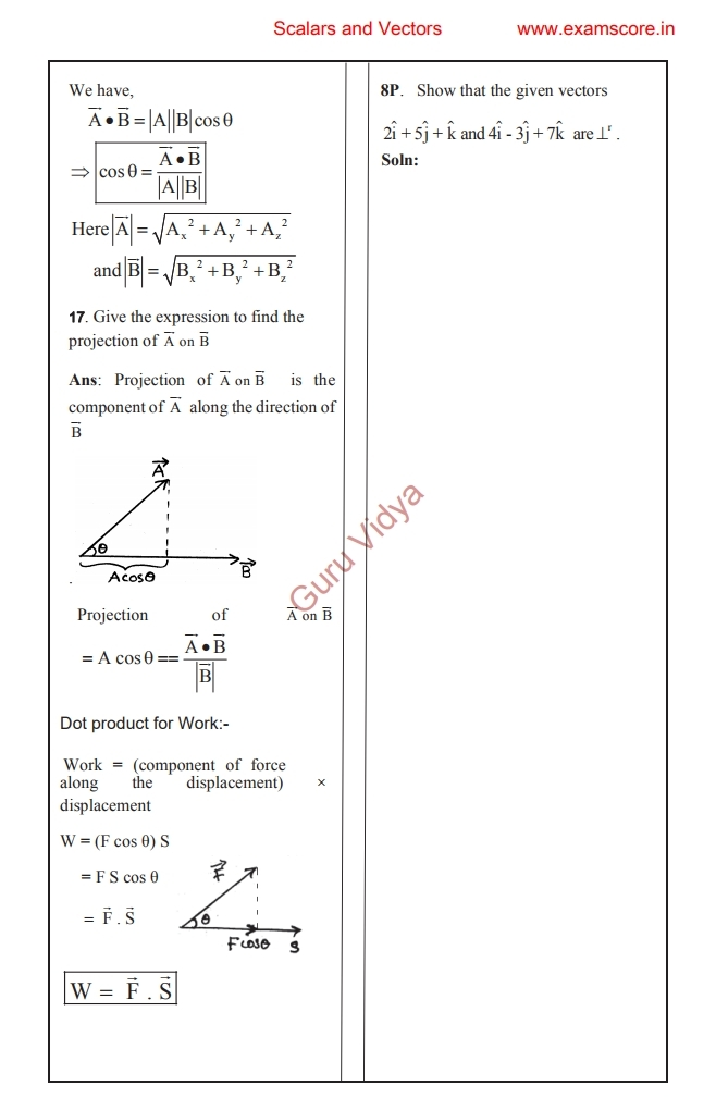 11th science physics notes pdf