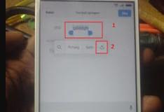 Cara atasi Xiaomi Redmi S2 lupa Password Gmail