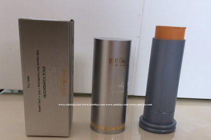 Review Stick Foundation Simply Stay by Mustika Ratu
