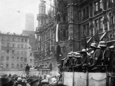 Ο Χίτλερ και το Πραξικόπημα της Μπυραρίας! (8-9/11/1923)