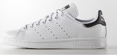 Stan Smith all-white golf ball