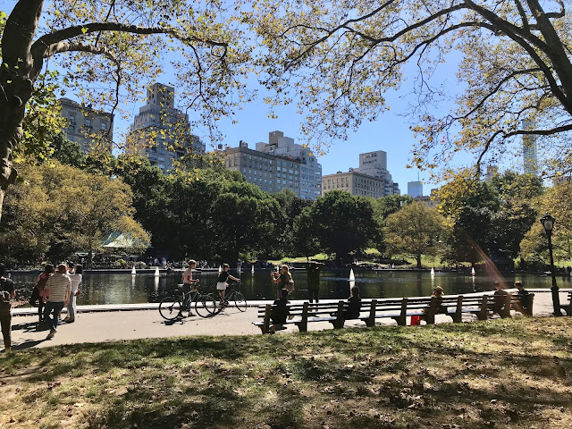 Central Park, New York - Maggie May