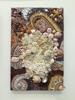 Shell art - #HomeIsWhereTheArtIs - Zeitz MOCAA