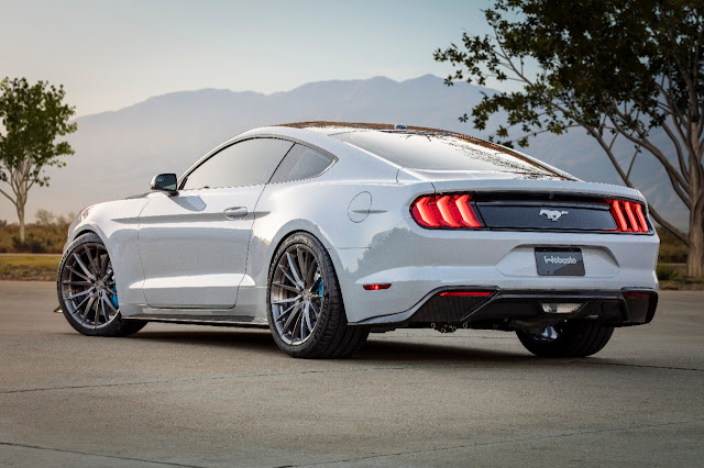 "Mustang Lithium: ""muscle car"