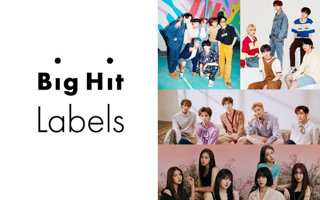"""Big Hit Labels Altındaki Sanatçılar, BTS'in """"Dynamite"""" Şarkısına Eşlik Etmek İçin Bir Araya Geliyor"""