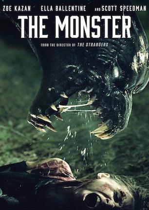 The Monster [2016] [DVDR] [NTSC] [Latino]