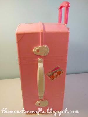Barbie Travelin' home playset 1995