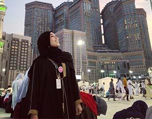 Nayunda di Mekkah