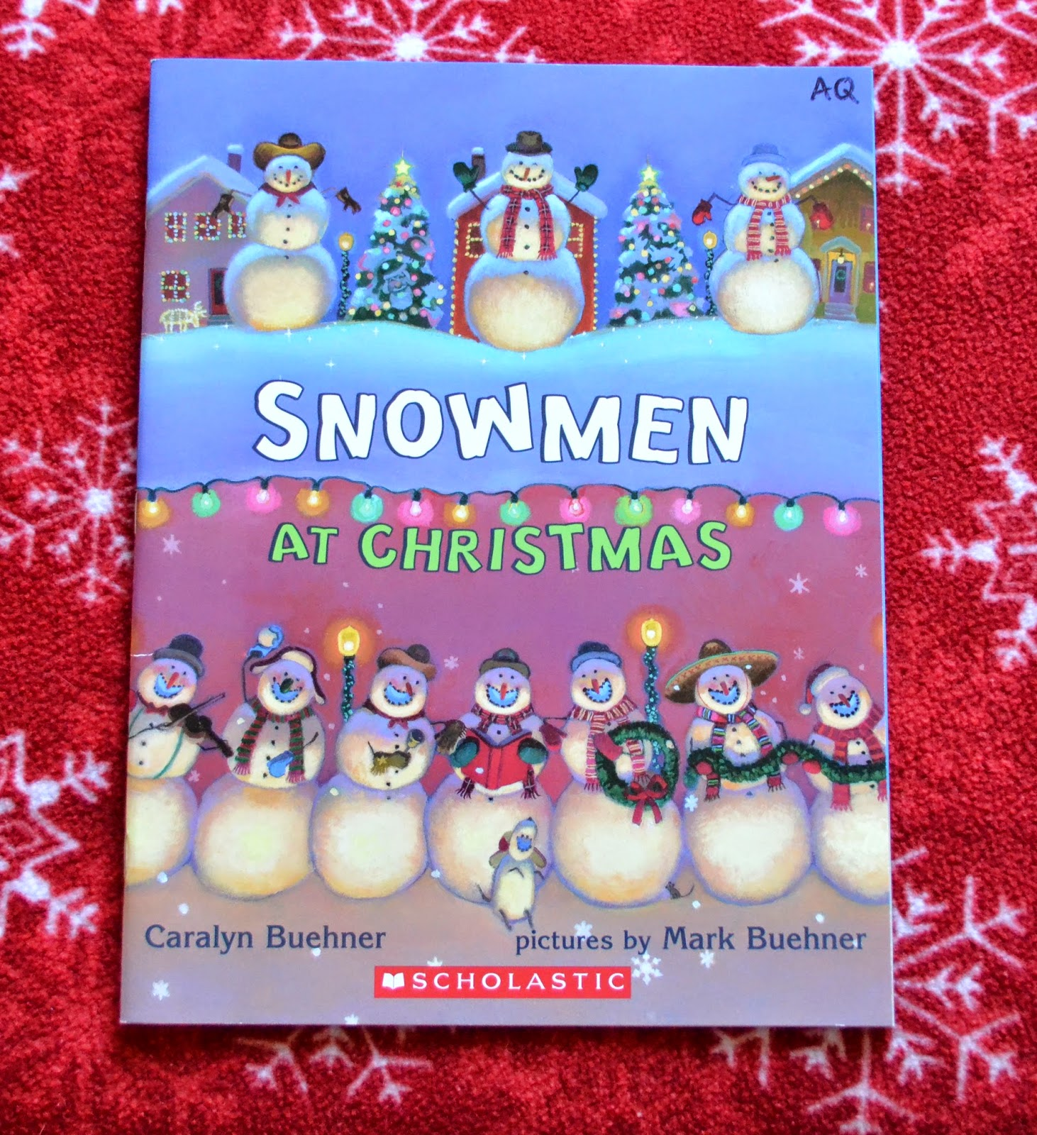 Snowmen At Christmas.Book Blab Blithering By A Book Lover Snowmen At Christmas