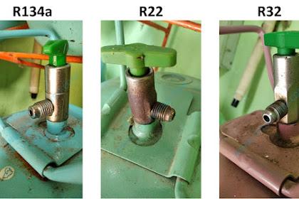 Adapter Tabung R134a