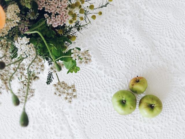 Deko-Idee mit wilden Wiesenblumen - www.mammilade.blogspot.de - 5 Lieblinge, Momente und Motive der Woche