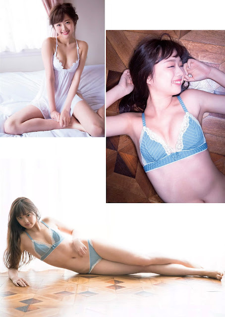 熊江琉唯 Kumae Rui Weekly Playboy 2016 May Pictures 2